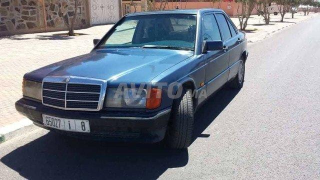 Voiture Mercedes benz R190 1987 à guelmim  Diesel  - 10 chevaux