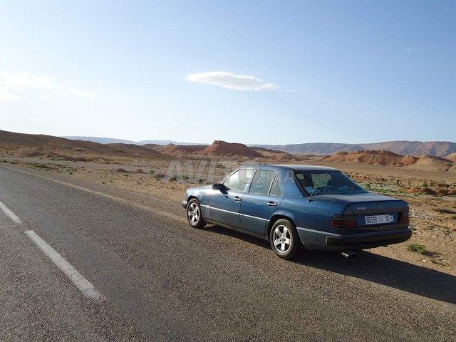 Mercedes-Benz 300D. - 5