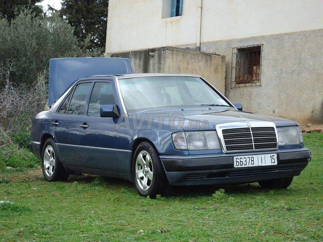 Mercedes-Benz 300D. - 2