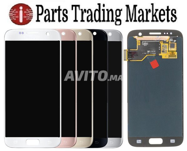 Afficheur Samsung Galaxy S7 - 1