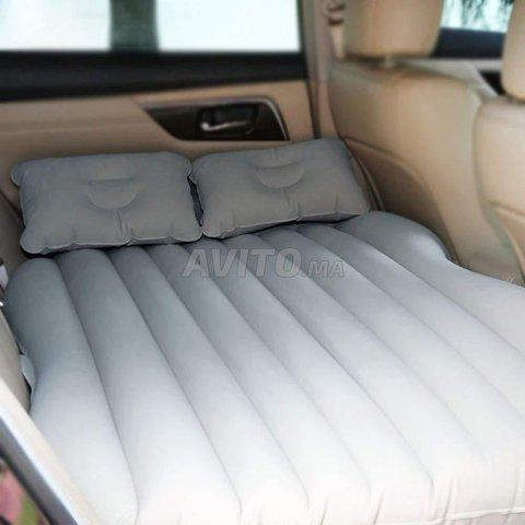 Matelas gonflable de lit de voiture de voyage - 2