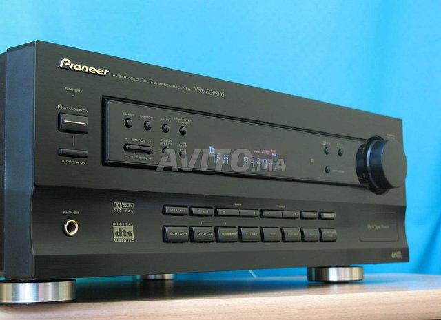 AMPLI PIONEER VSX-609RDS bluetooth - 3