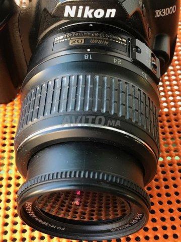 Nikon D 3000 18 55mm - 2