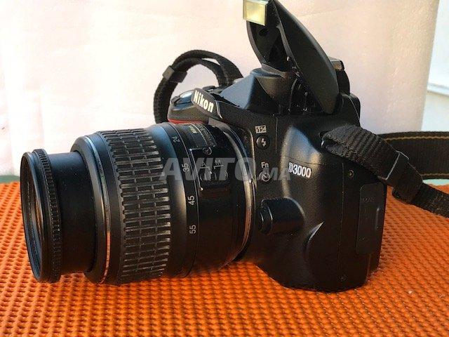 Nikon D 3000 18 55mm - 4