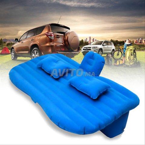 Matelas gonflable de lit de voiture de voyage - 5