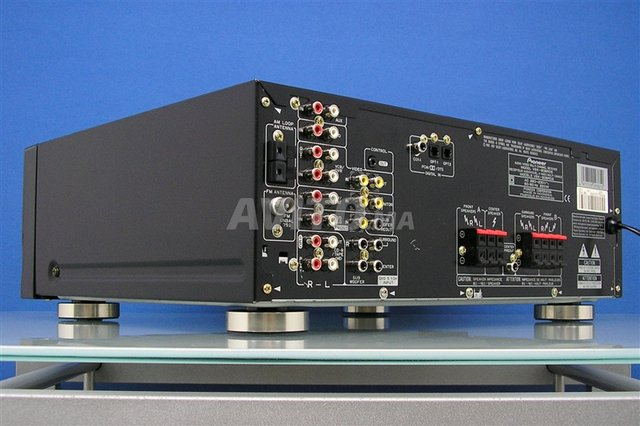 AMPLI PIONEER VSX-609RDS bluetooth - 6
