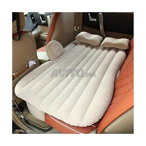 Matelas gonflable de lit de voiture de voyage - 1