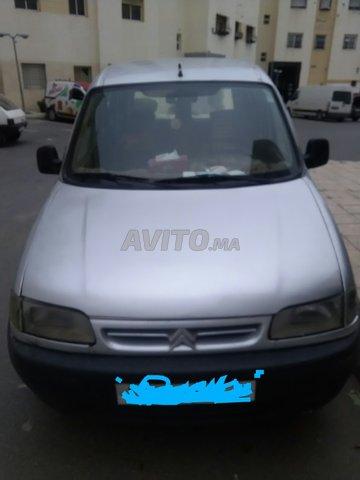 Voiture Peugeot Partner 2001 à taza  Diesel  - 7 chevaux