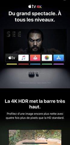 APPLE TV 4K 32 GO  - 4