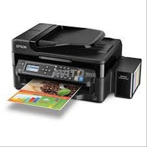 Imprimante rechargeable - 1
