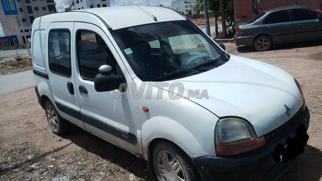 Voiture Renault Kangoo 2002 à casablanca  Diesel