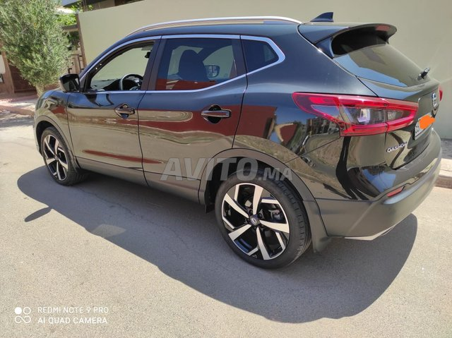 Voiture Nissan Qashqai 2019 à el-jadida  Diesel  - 6 chevaux