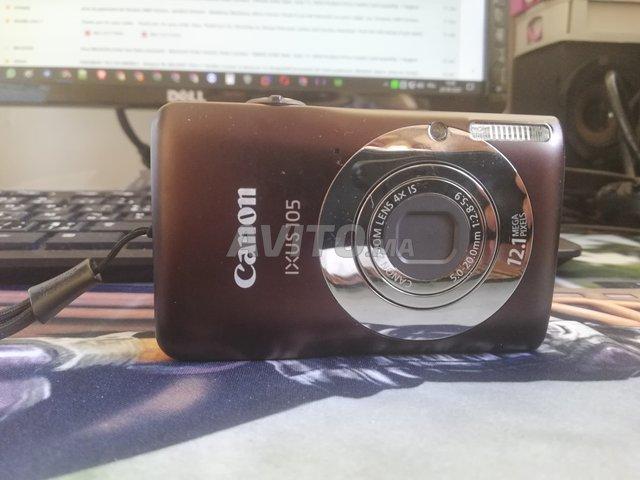 Camera CANON IXUS 105 12mega px - 1