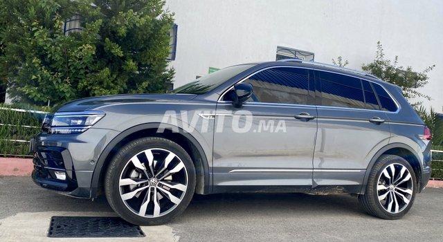 Voiture Volkswagen Tiguan 2019 à tanger  Diesel