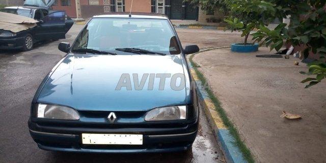 Voiture Renault R19 1994 à béni-mellal  Diesel  - 7 chevaux