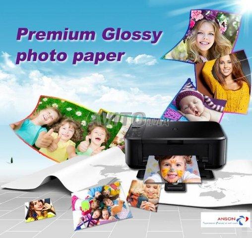 Papier photo A4 240g qualité supérieure - 1