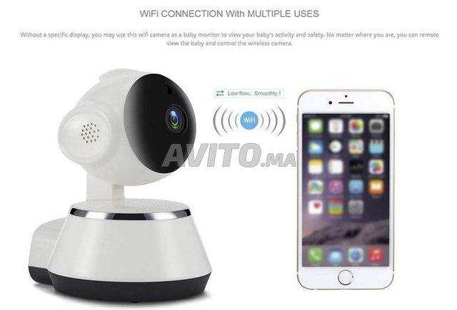 Wancam HD 720P Smart IP Camera WiFi Mobile Control - 2