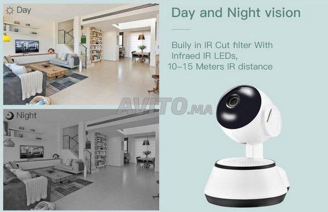 Wancam HD 720P Smart IP Camera WiFi Mobile Control - 4