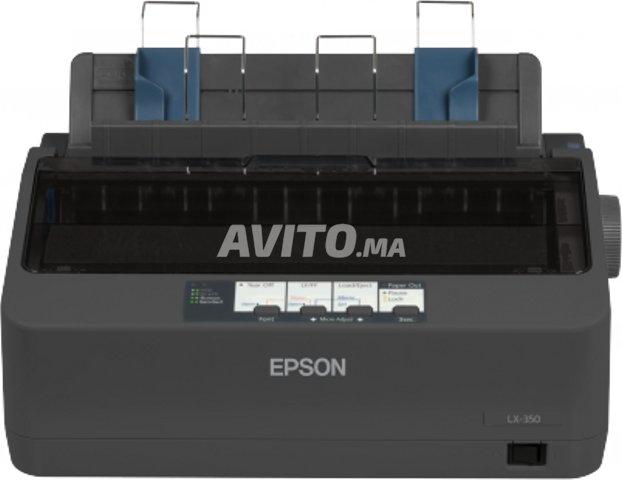 Imprimante matricielle EPSON LX-350 - 1