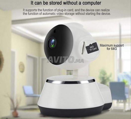 Wancam HD 720P Smart IP Camera WiFi Mobile Control - 5