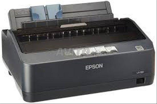 Imprimante matricielle à impact Epson LQ-350 - 1
