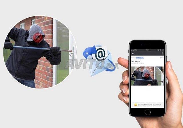 Wancam HD 720P Smart IP Camera WiFi Mobile Control - 6
