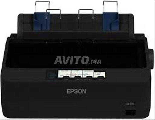 Imprimante matricielle à impact Epson LQ-350 - 2