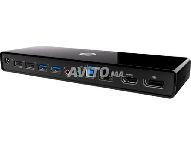 Duplicateur de ports HP 3005PR USB 3 H1L08AA - 4