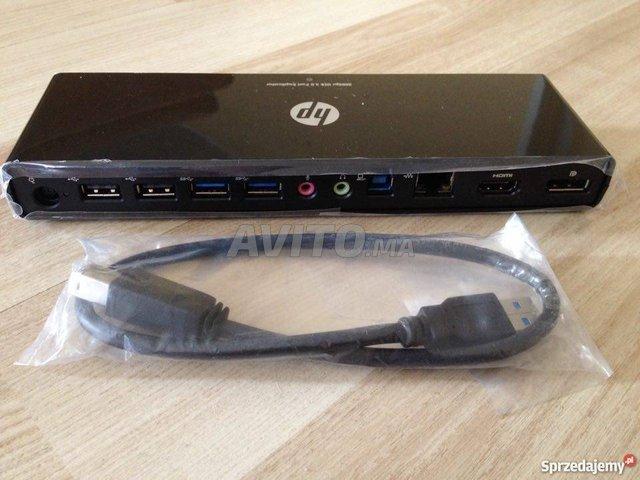 Duplicateur de ports HP 3005PR USB 3 H1L08AA - 3