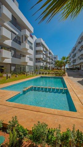 Appartement haut standing à El Harhoura - 1