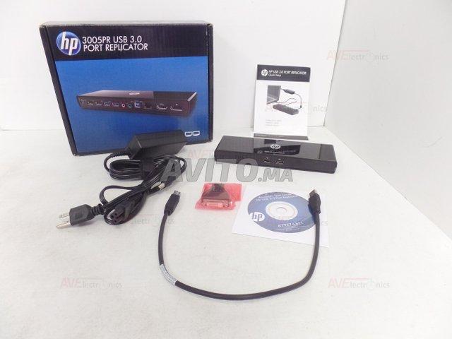 Duplicateur de ports HP 3005PR USB 3 H1L08AA - 2