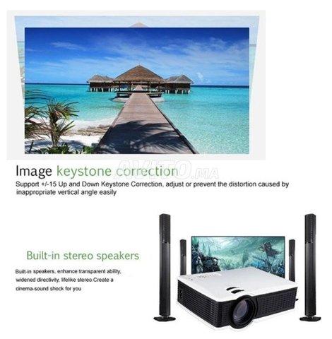 LED Projecteur HDMI/VGA/USB/AV/SD SD50 Plus - 5