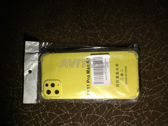 Pochette en silicone pour iPhone 11 Pro Max  - 1
