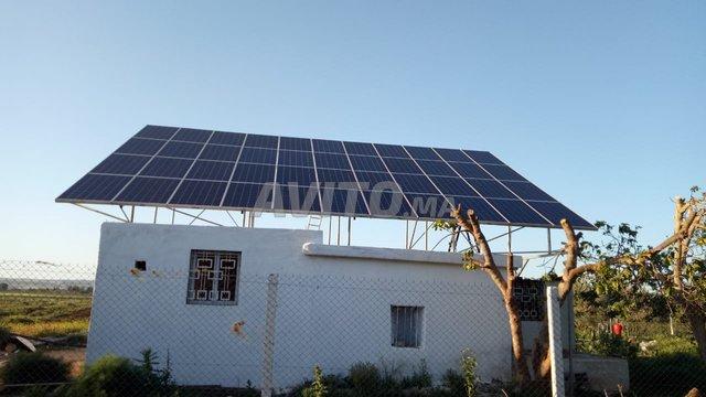 Energie solaire الطاقة الشمسية - 2