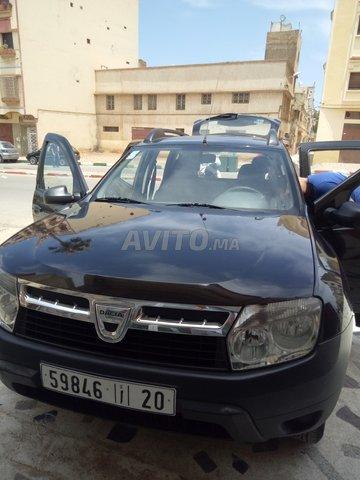 Voiture Dacia Duster 2012 à meknès  Diesel  - 7 chevaux
