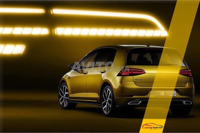 Location de voiture VW.Golf7 2020 - 1