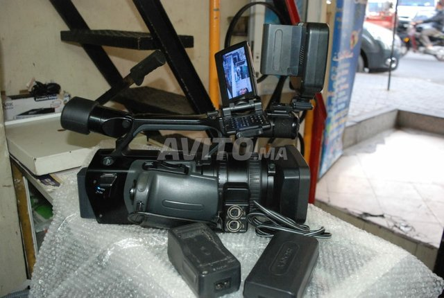 Camera Sony Z1 professionnelle - 3