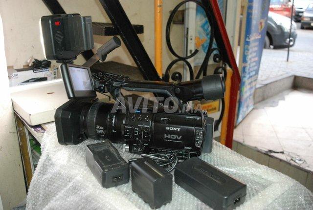 Camera Sony Z1 professionnelle - 2