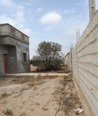 Terrain 5000m2 avec villa grands œuvre à Belfaa - 5