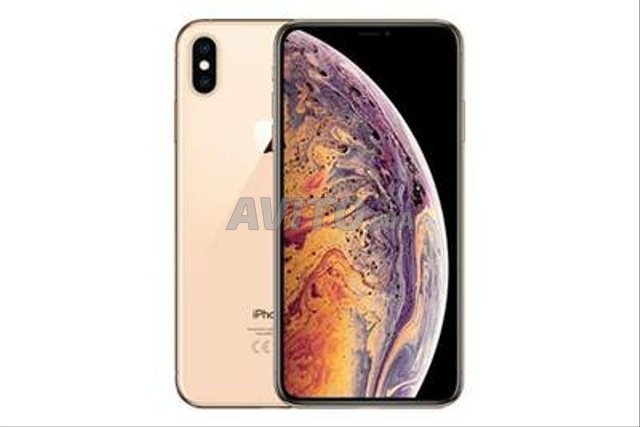 iphone xs 64 G gold - 1