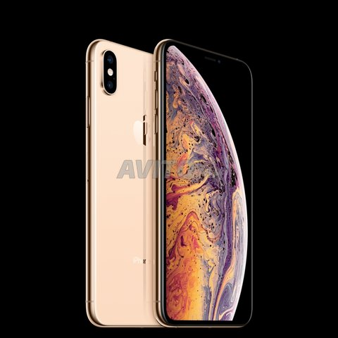 iphone xs 64 G gold - 4