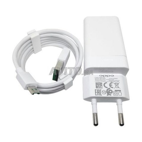 Oppo Chargeur Oppo Vooc 5V Avec Cable Micro Usb - 2