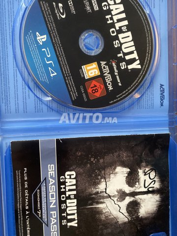 Call of Duty ghost  - 2