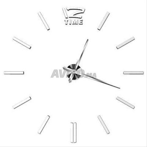 horloge 3 d  - 3