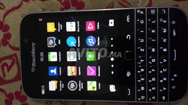 Blackberry classic - 1