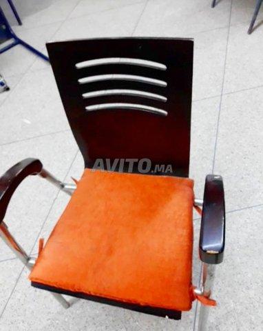 Lot de Chaise  - 1