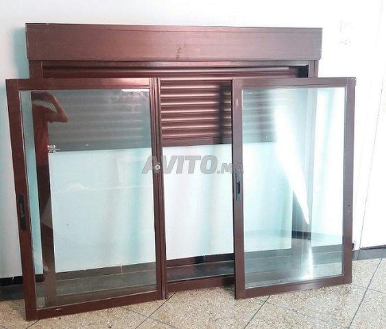 Fenêtre aluminum - 1