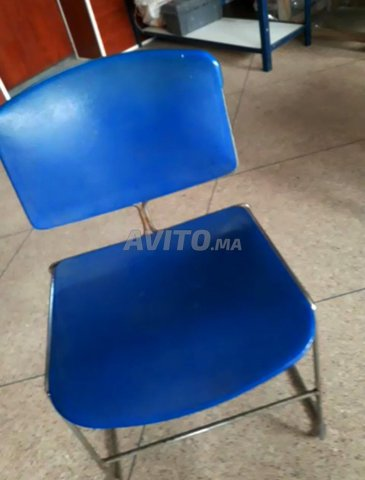 Lot de Chaise  - 4