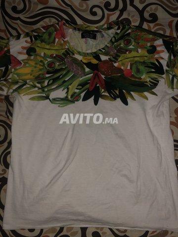 T-shirt Zara jdid (s) - 2