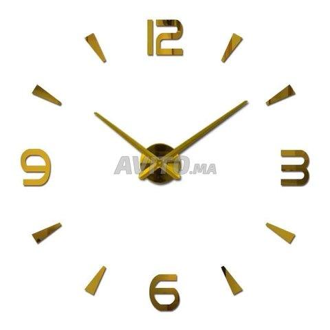 horloge 3 d  - 2